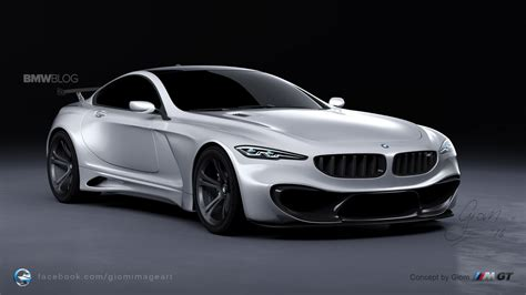 Bmw Bmw by Design Study What A Bmw M Gt Could Look Like