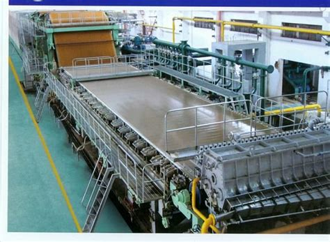 paper crafting machines paper mill machines manufacturer paper mill machinery