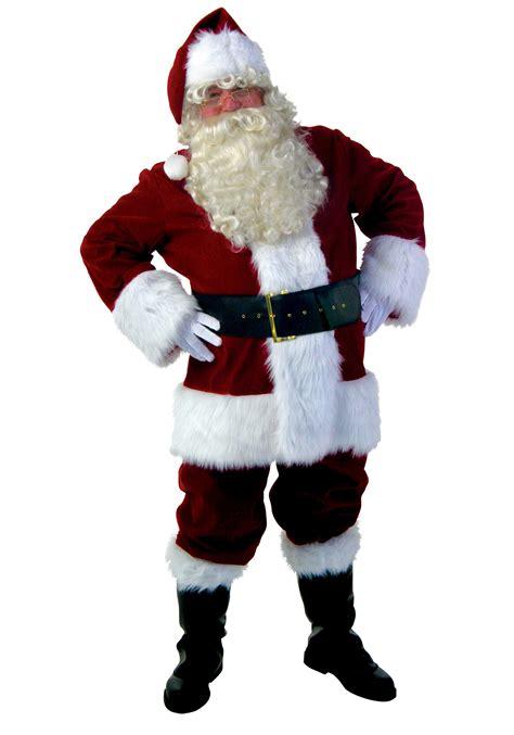 sized santa plus size premiere santa suit