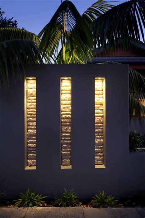 garden feature wall feature walls pillars the garden light company photo