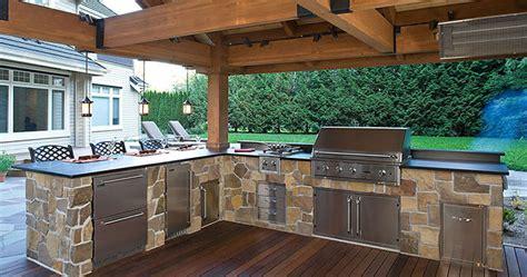 outdoors kitchen enjoy your own outdoor kitchens make it