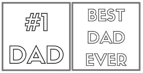 printable fathers day cards for to make coloring cards for s day the resourceful