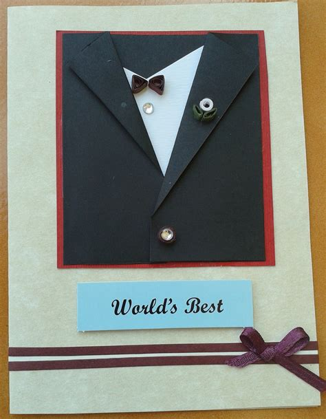 how to make a suit card buy world s best black suit card for him shipmycard