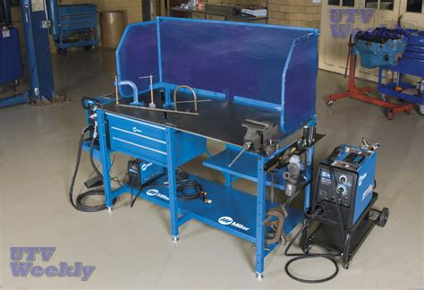 miller welding table the all in one workstation for welding and