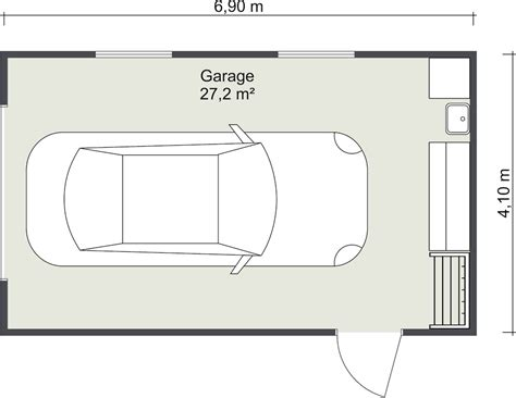 garage floor plan garage plans roomsketcher