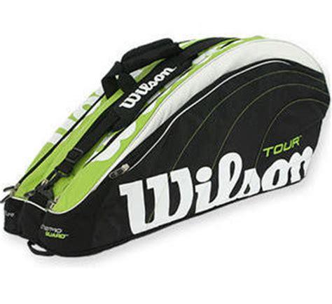 v 234 tements de sport 9 id 233 es cadeaux sac de tennis wilson