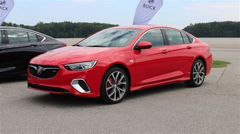 2018 Buick Regal Gs by 2018 Buick Regal Gs Official Images Are Out