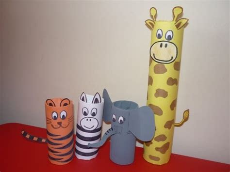 toilet paper roll crafts animals all about a toilet roll animal safari