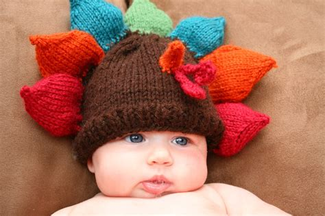 knit turkey hat pattern more animal hats to knit free patterns grandmother s