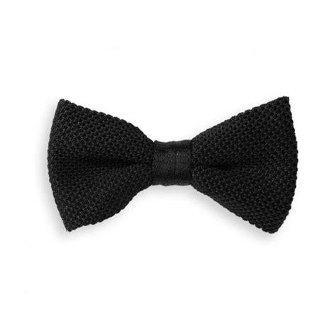 black knitted bow tie black knitted bow tie the house of ties