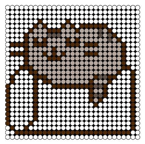 tiny perler tiny 1 perler bead pattern bead sprites characters