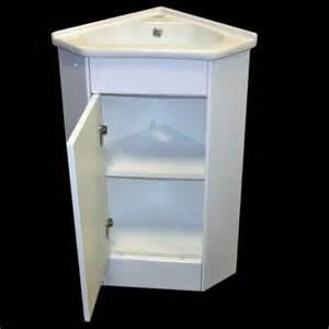 meuble salle de bain d angle lavabo lave mains rangement blanc 1 porte ebay