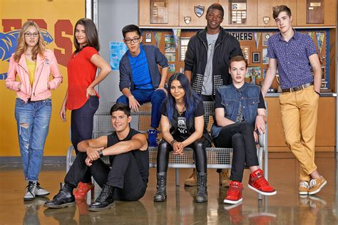 new show degrassi next class the trailer for the new