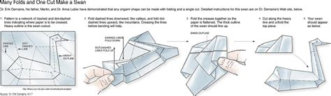 origami science erik demaine origami 171 embroidery origami