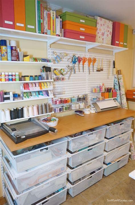 25 Unique Small Craft Rooms Ideas On