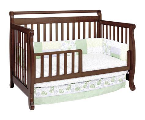 baby cribs 4 in 1 davinci emily 4 in 1 convertible baby crib in espresso w