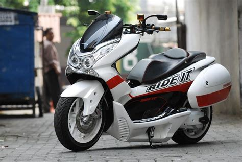 Pcx 2018 Custom by Pcx 2018 Custom 2018 Honda Pcx Honda Overview Give