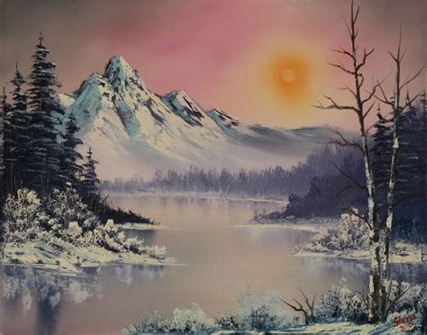 bob ross painting net worth the evergreen appeal of bob ross the rumpus net the