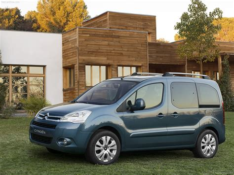 Citroen Berlingo Multispace by Citroen Berlingo Multispace Photos Photogallery With 24