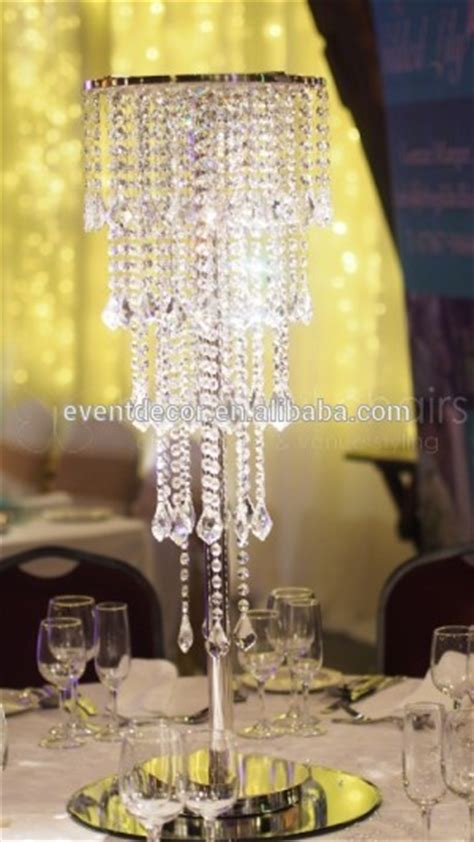 table chandeliers centerpieces wedding chandelier centerpieces table chandeliers