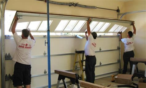how to install an overhead door how to install an overhead door how to install a garage