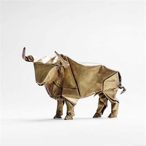 origami bull 17 best images about o r i g a m i on origami