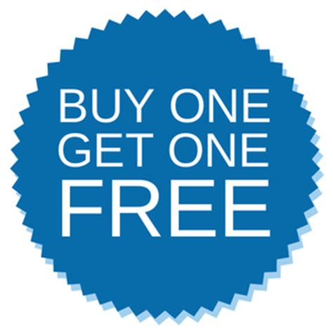 one free buy one get one free to affiliate summit east 2014