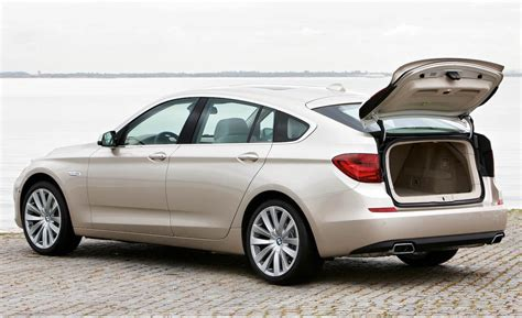 Bmw 5 Gran Turismo by 2012 Bmw 5 Series Gran Turismo Information And Photos