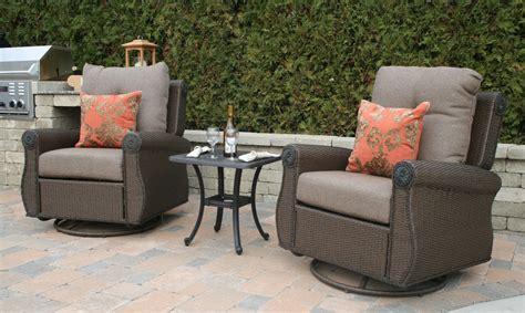 wicker rocker patio furniture houseofaura aluminum wicker patio furniture patio