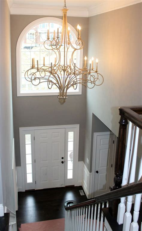 paint colors for entrance hallway best 25 two story foyer ideas on 2 story