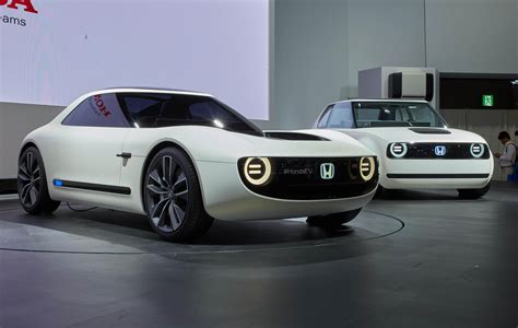 Sports Car Concept by Honda Brings Electric Sports Car Concept To Tokyo Motor Show