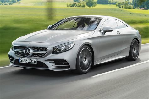 S Class Mercedes by Updated Mercedes S Class Coupe And Cabrio For 2018 By Car