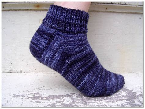 easy knit easy peasy socks allfreeknitting