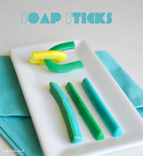 soap craft for diy soap sticks
