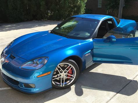 c6 z06 for sale 2009 corvette z06 jestream blue for sale corvetteforum