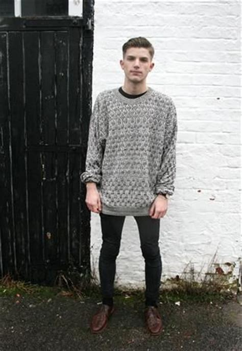 mens oversized knitted jumper 17 best images about style fashion on