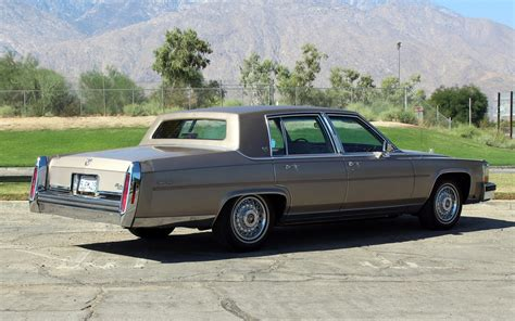 1986 Cadillac Fleetwood Brougham For Sale by 1986 Cadillac Fleetwood Stock Ca426 For Sale Near Palm