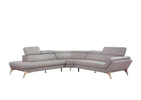 modern leather sofas and sectionals modern grey sectional sofa vg41 leather sectionals