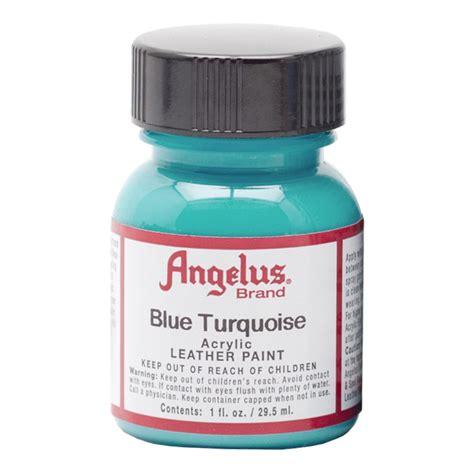 angelus paint legend blue buy angelus leather paint 1 oz blue turquoise