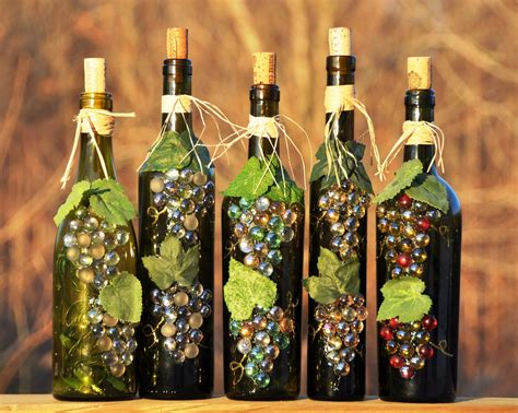 craft projects with wine bottles 25 creative wine bottle decoration ideas for this