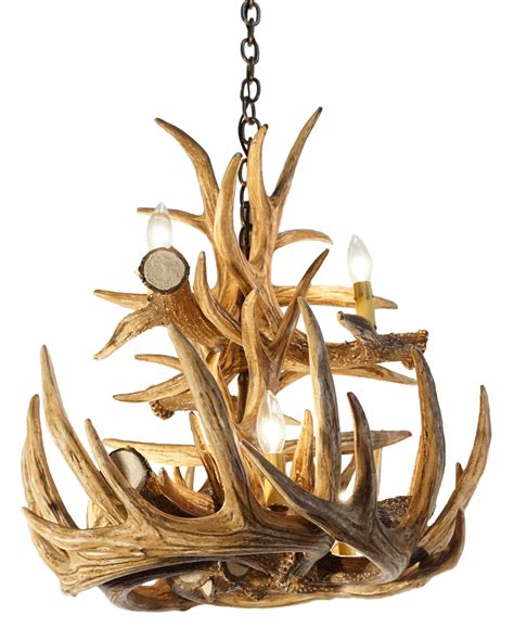 deer chandelier l deer horn chandelier with authentic look for your