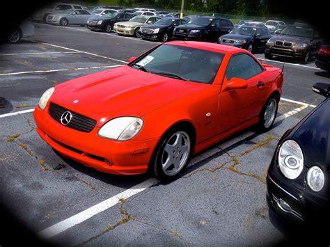 1999 Mercedes Slk230 Kompressor by 1999 Mercedes Slk230 Kompressor R170 Start Up