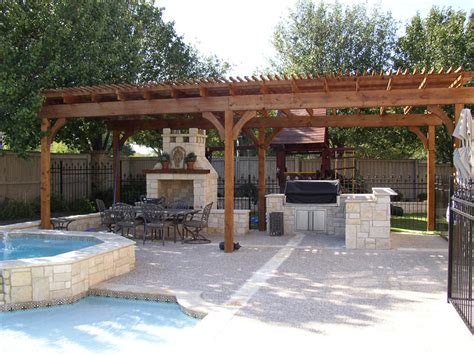 outdoor kitchen designs with pool pictures of outdoor kitchens and pools outdoor kitchen