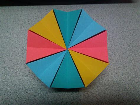 magic origami origami magic circle circle formation by