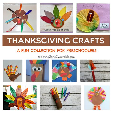 crafts for thanksgiving for thanksgiving craft ideas for preschoolers