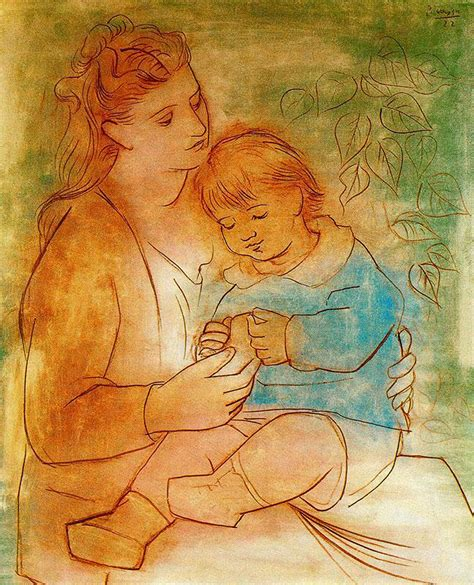 picasso paintings as a child and child pablo picasso wikiart org