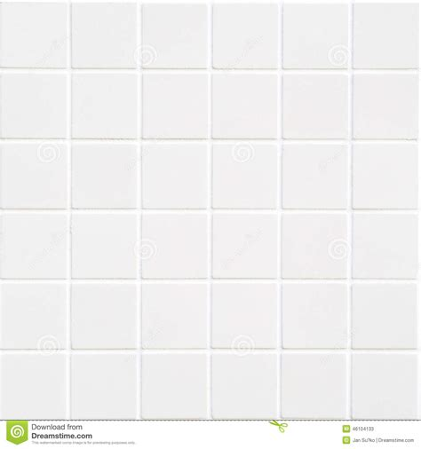 White Brick Wall Mural white ceramic tile with 36 squares in square form stock