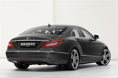 2011 Mercedes Cls by Brabus Releases Images Of Its 2011 Mercedes Cls