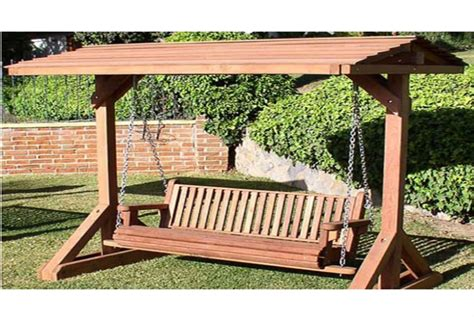 porch building plans wooden porch swing stand plans diy addicts come in