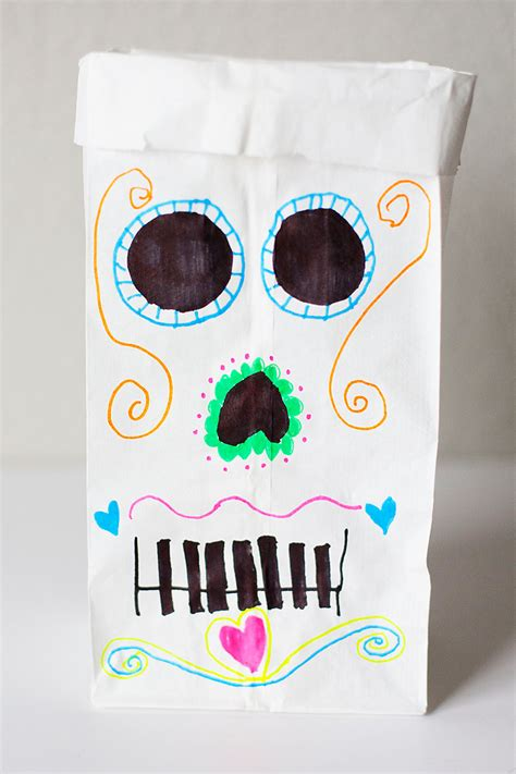 Day Of The Dead Crafts 183 Kix Cereal